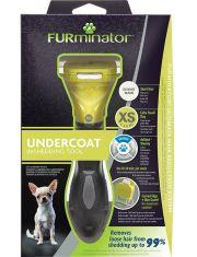FURminator XS для карликовых собак с короткой шерстью