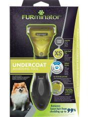 FURminator XS для карликовых собак с длинной шерстью