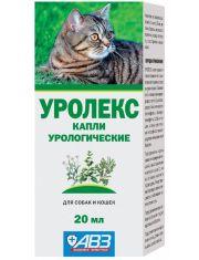 УРОЛЕКС капли для собак и кошек