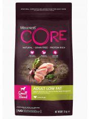 Core корм со сниженным содержанием жира из индейки с курицей для взрослых собак мелких пород