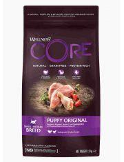 Core корм из индейки с курицей для щенков мелких и средних пород