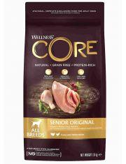 Core корм из индейки с курицей для пожилых собак всех пород