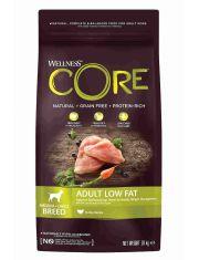 Core корм со сниженным содержанием жира из индейки с курицей для взрослых собак средних и крупных пород