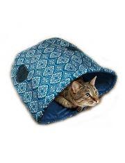 Spaces Haven шуршащий игровой домик для кошек