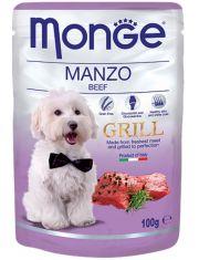 Griil Pouch Manzo пауч для взрослых собак, говядина