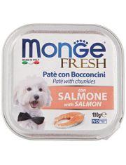 Нежный паштет с лососем PATE e BOCCONCINI con SALMONE