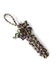 Игрушка для собак, веревка, 3D плетение