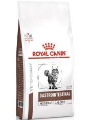 Gastro Intestinal Moderate Calorie GIM35 (диета) с умеренным содержанием энергии для кошек при нарушении пищеварения