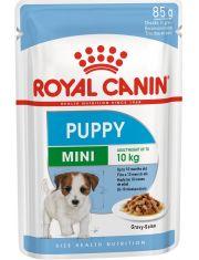 Mini Puppy кусочки в соусе для щенков мелких пород до 10 месяцев