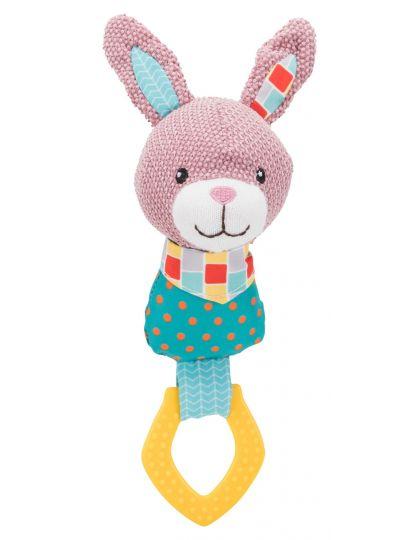 Игрушка Junior Кролик с кольцом