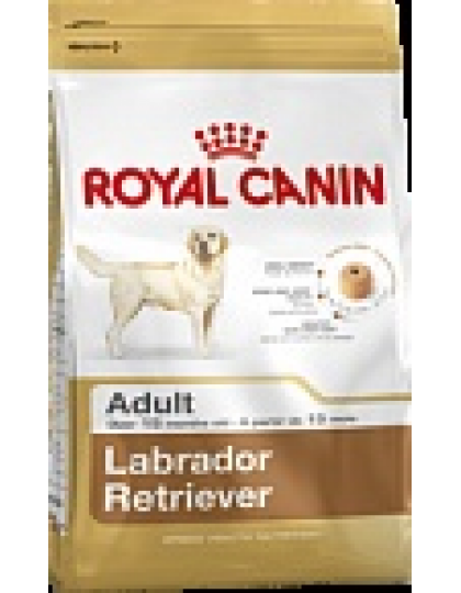 Labrador Retriever Adult корм для лабрадоров старше 15 месяцев
