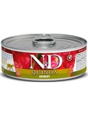 N&D QUINOA Urinary беззерновой с киноа, профилактика МКБ