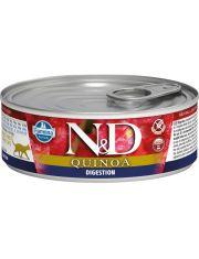 N&D QUINOA Digestion беззерновой корм, ягненок и киноа, поддержка пищеварения