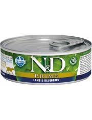 N&D PRIME Lamb & Blueberry беззерновой корм, ягненок и черника