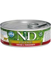 N&D PRIME Chicken and Pomegranate беззерновой корм, курица и гранат