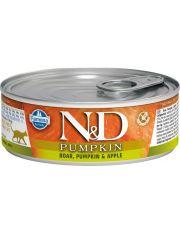 N&D PUMPKIN Boar, Pumpkin & Apple беззерновой корм, кабан, тыква и яблоко