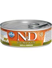 N&D PUMPKIN Duck & Pumpkin беззерновой корм с уткой и тыквой