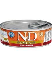N&D PUMPKIN Quail & Pumpkin беззерновой корм, перепел и тыква