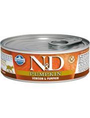 N&D PUMPKIN Venison & Pumpkin беззерновой корм, оленина с тыквой