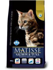 Matisse Salmon & Tuna для взрослых кошек, с лососем и тунцом