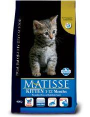 Matisse Kitten 1-12 Months для котят, а также для беременных и кормящих кошек
