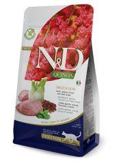 N&D QUINOA Digestion Lamb беззерновой корм, ягненок, киноа, фенхель и мята, чувствительное пищеварение