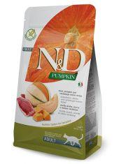 N&D PUMPKIN Duck, Pumpkin and Cantaloupe Melon recipe беззерновой корм, утка, тыква и мускусная дыня