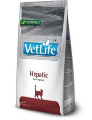 Vet Life feline Hepatic (диета) при печеночной недостаточности