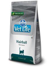 Vet Life Hairball (диета) для выведения комочков шерсти из кишечника