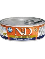N&D PUMPKIN Lamb, Pumpkin & Blueberry беззерновой, с ягненком, тыквой и черникой