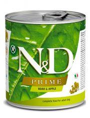 N&D PRIME Boar & Apple беззерновой корм для собак всех пород, кабан, яблоко