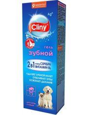 Cliny Зубной гель для собак и кошек