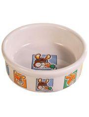 Миска керамическая для кроликов