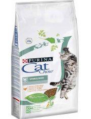 Sterilised сухой корм для взрослых стерилизованных кошек и кастрированных котов