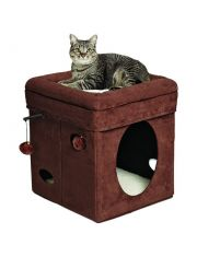Currious Cat Cube домик для кошки