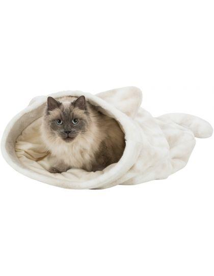 Лежак-туннель для кошек и мелких собак Nelli