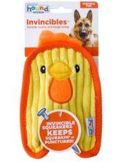 Игрушка для собак Invinc Mini Цыпленок, без наполнителя