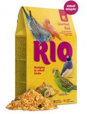 Гурмэ корм для волнистых попугайчиков и мелких птиц