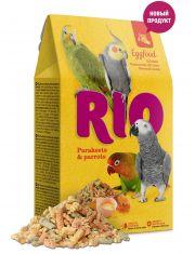 Яичный корм для средних и крупных попугаев