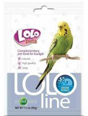 LoLo Line для волнистых попугаев Йодовые жемчужины