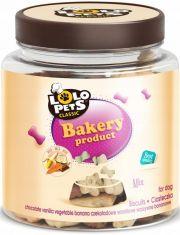 Печенье для собак-крокеты фигурные mix в банке