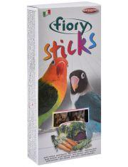 Sticks палочки для средних попугаев с овощами