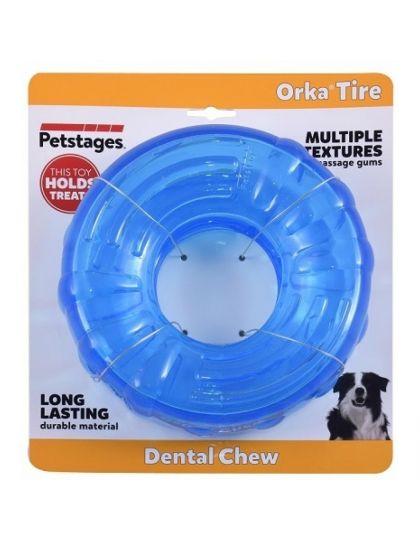 Игрушка для собак орка-кольцо большое