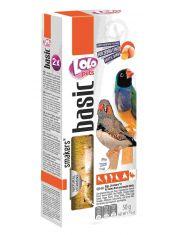 Smakers для экзотических птиц со злаками