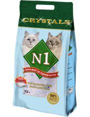 №1 Crystals наполнитель силикагелевый