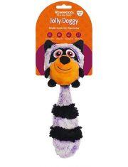 """Jolly Doggy Multi Activity """"Енот"""" игрушка для собак с отключаемой пищалкой"""