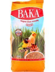 Овес корм для мелких и средних попугаев