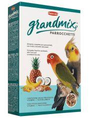 Grandmix Parrocchetti комплексный корм для средних попугаев