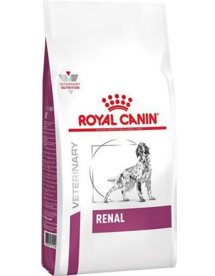 Renal RF 14 Canine (диета) для поддержания функции почек при острой или хронической почечной недостаточности