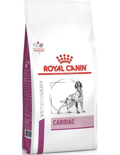 Cardiac EC 26 Canine (диета) при сердечной недостаточности